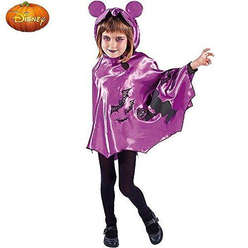 Minnie Maus? Halloween-Umhang für Kinder - Einheitsgröße (De Maus Minnie Halloween Disfraz)