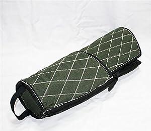 AnGe Bite de battement Manches de protection Toile épaissie Anti-morsure Outils de chien de formation, bras de protection Produits pour animaux de compagnie
