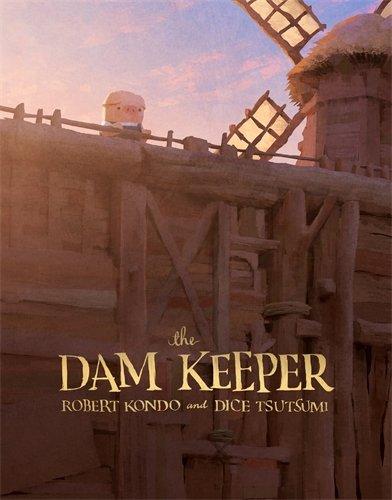 The Dam Keeper por Daisuke Tsutsumi