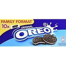 Oreo - Galletas De Chocolate Rellenas De Crema - 10 Unidades