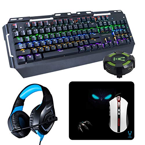 Woxter Stinger Elite Kit - Kit Gaming Profesionales