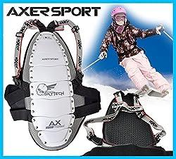 Axer Sport, Rückenprotektor Protektoren Ski Snowboard Motorrad Fahrrad Gr.XL