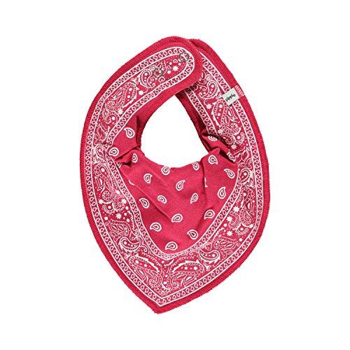 Pippi Halstuch Mädchen Baby Dreieckstuch - Farbe wählbar (pink Paisley) Paisley Mix