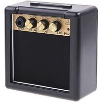 ammoon PG-3 Control de 3W guitarra eléctrica amperio amplificador del altavoz de tono del volumen