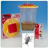Redtop Fliegenfalle XL, gelb, 8 l medium image