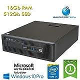 PC HP EliteDesk 800 G1 SFF