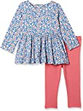 #8: Marks & Spencer Baby Girls' Clothing Set (T783115QFLAMINGO_9-12M)
