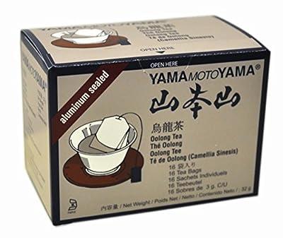 Yamamotoyama thé Oolong Aluminium 32g Sealed