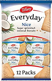 Tiffany Nice Biscuits - 12 x 50g