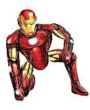 Iron Man balón gigante hinchable para fiesta de cumpleaños Iron Man