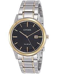 Citizen Analog Black Dial Men's Watch-AW1238-59E