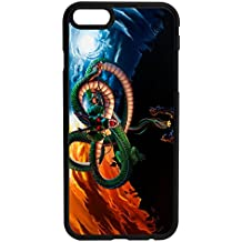 Dragon Ball Dragon Rubber Bumper Hard Back Phone Case Cover for iPhone & Samsung's