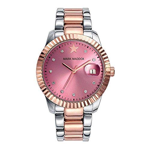 Mark Maddox MM0014-77 - Reloj de Pulsera para Mujer