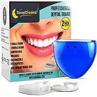 Preisvergleich für SleepDreamz® Zähneknirschen Mundschutz! Zwei verschiedene Knirscherschienen, wissenschaftlich entwickelt gegen...