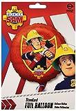 Amscan 3013301 - Folienballon Feuerwehrmann Sam, Spiel Test