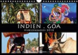 Indien . Goa . Hippieparadies (Wandkalender 2018 DIN A4 quer): Goa, das Hippieparadies in Indien, für Sie in farbenprächtigen Aufnahmen auf vielen ... (Monatskalender, 14 Seiten ) (CALVENDO Orte)