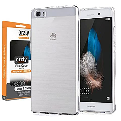 Orzly® - Coque FlexiCase pour HUAWEI P8lite SmartPhone (5,0 Pouces