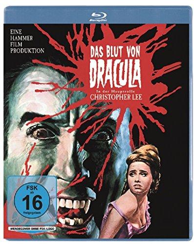 Das Blut von Dracula [Blu-ray] [Limited Edition]
