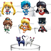 Sailor Moon Prism Cafe Ochatomo Figure (1 Random Blind Box)