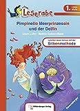 Pimpinella Meerprinzessin und der Delfin (Leserabe mit Mildenberger Silbenmethode) - Usch Luhn