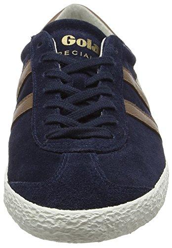 Gola Herren Specialist Sneaker Blau (Navy/tobacco Ef)