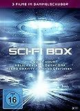 DVD Cover 'Sci-Fi-Box (3-DVD-Box mit 3 Science-Fiction-Filmen)