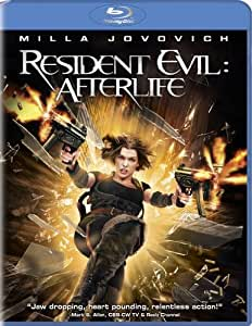 Resident Evil: Afterlife [Blu-ray] [2010] [US Import]