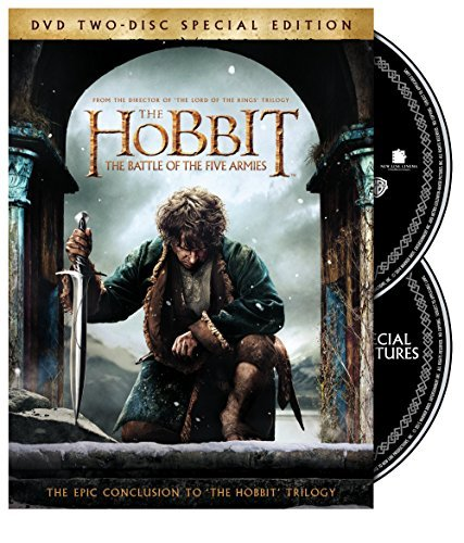 Hobbit, The: The Battle of the Five Armies (Special Edition) (DVD) by Sir Ian McKellen