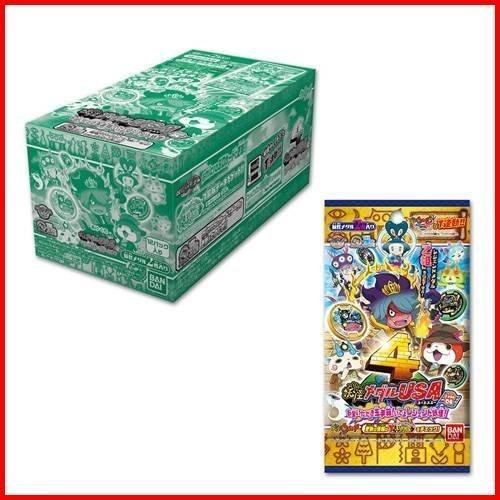 Youkai Watch Youkai Medal USA case 04 Treasure Admission Tamiyaki! Add a Legend Yokai! 12 Pieces Box