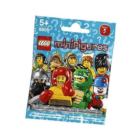 LEGO Minifigures - 8805 - Figurine - Série 5 - Sachet unitaire