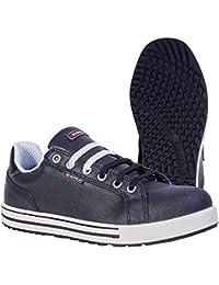 Cofra zapatos de seguridad tiro S3 SRC Old Glories 35070-003 en zapatillas de-aspecto, colour negro