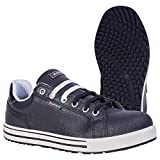 Cofra Sicherheitsschuhe Throw S3 SRC Old Glories im Sneaker-Look, Größe 44, schwarz, 35070-003