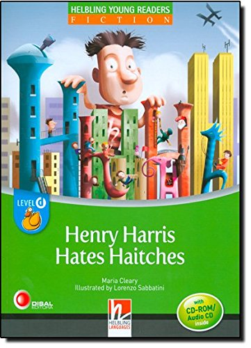 Henry Harris Hates Haitches con audio CD-ROM/Audio CD. Helbling Young Readers Level D