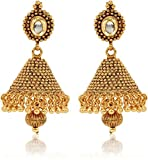 YouBella Traditional Gold Plated Jewelle...