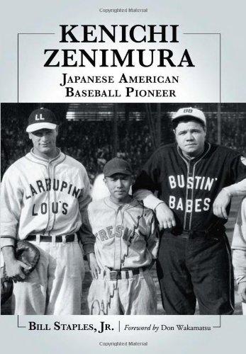 Kenichi Zenimura, Japanese American Baseball Pioneer