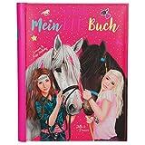 Miss Melody 6373.001 Freundinnen Buch mit Glitzercover