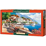 Castorland Idyllic Landscape of The Lake Como Jigsaw (4000-Piece)