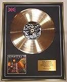 CREED/Goldene Schallplatte Record Limitierte Edition/WEATHERED
