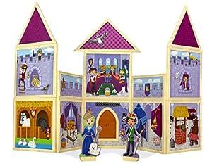 Build & Imagine: Creativity Castle (magnetic building set)