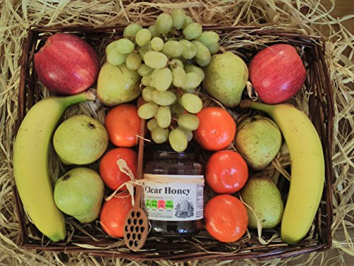 Fruit and Honey - Delicious and Healthy Fresh Fruit Gift Hamper