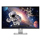 Dell S2715H - Monitor de 27' (Full HD, HDMI, IPS 6 ms, 250 cd/m², enchufe italiano) color negro