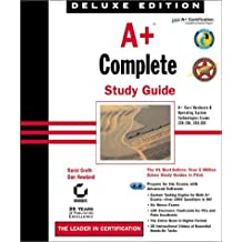 A+ Complete Study Guide, Deluxe Edition,  w. 2 CD-ROMs