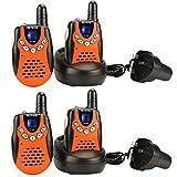 Retevis RT-602 Kids Walkie Talkie 0.5W 8 Channel PMR446 License Free Two Way