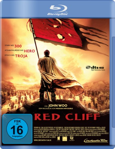 Red Cliff [Blu-ray]