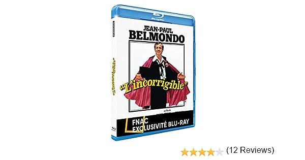 LIncorrigible [FNAC Exclusivité Blu-ray]: Amazon.fr: Jean-Paul Belmondo, Geneviève Bujold, Julien Guiomar, Charles Gérard, Daniel Ceccaldi, Capucine, ...