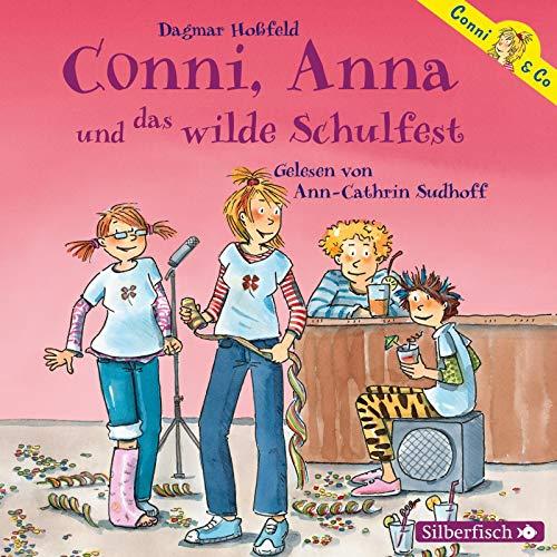 Conni, Anna und das wilde Schulfest (Conni & Co 4): 2 CDs Co 9