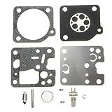 HITSAN Carburetor Carb Rebuild Kit For Echo SRM230 SRM231 210 210i 225 225i One Piece