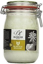 Kaufe das Bio Kokosöl von der Ölmühle Solling