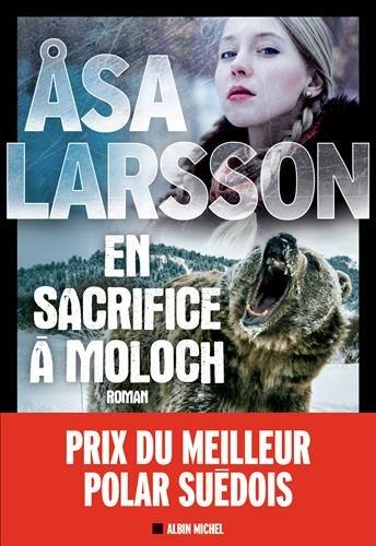 En sacrifice à Moloch : roman