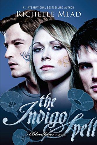 The indigo spell : a Bloodlines novel